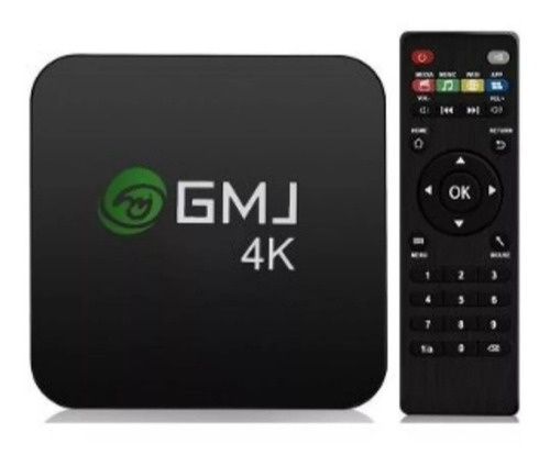 convertidor tv box smart tv 4k android 7.1