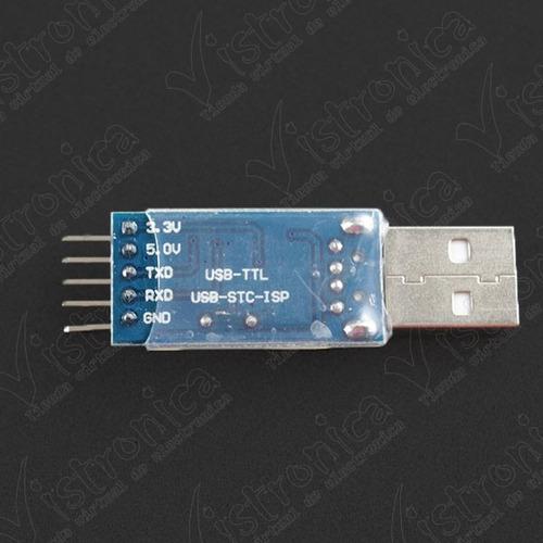 convertidor usb a ttl pl2303hx