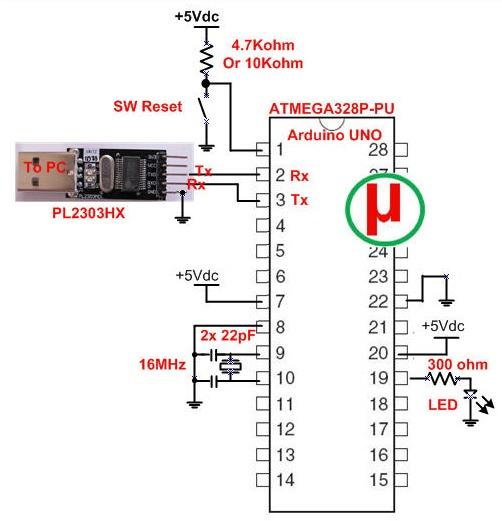 Convertidor Usb A Uart Rs232 Ttl Pl2303 Para Arduino