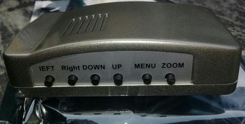 convertidor vga a video vga pc lapto dvr video rca amarillo