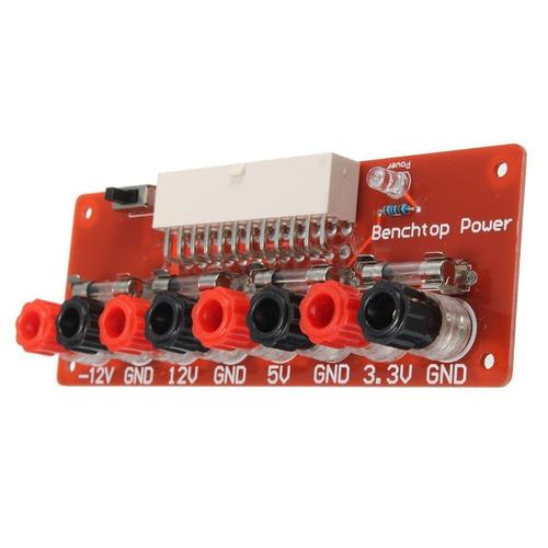 convertir fuente switching atx en fuente alimentación electr