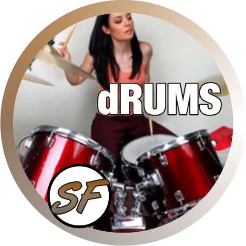 convierte tu pc en un excelente bateria,  drums soundfonts