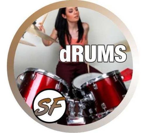 convierte tu pc en un excelente bateria,  drums soundfonts