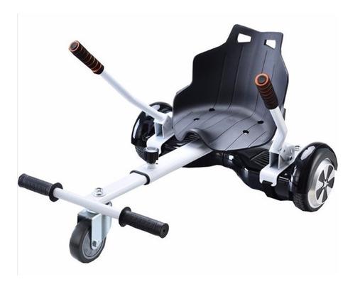 convierte tu scooter smart en kart - asiento intense devices