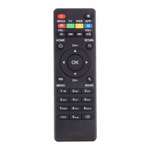 convierte tu tv en smart tv android tv box wifi