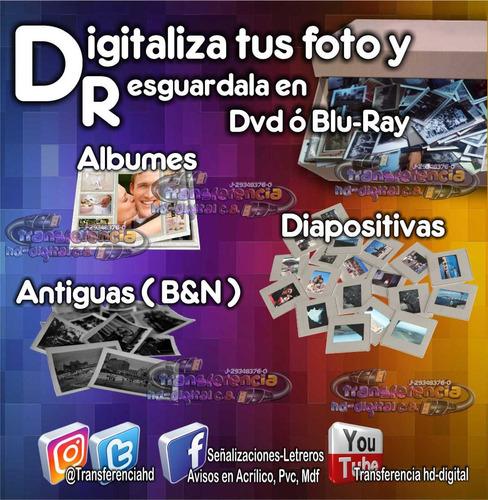 convierte tus videos a dvd y bluray