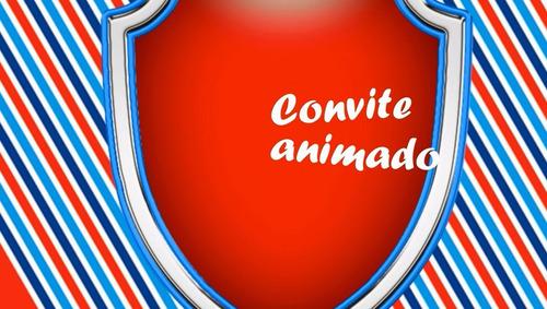 convite animado virtual para enviar pelo whats e facebook