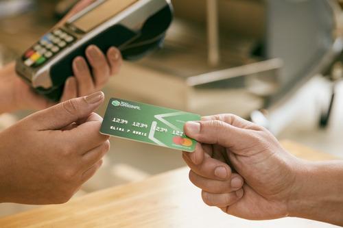 convite cartão de crédito banco 0riginal no mercado livre