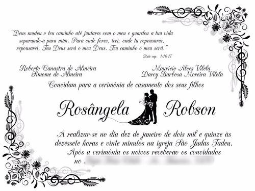 convite casamento convites