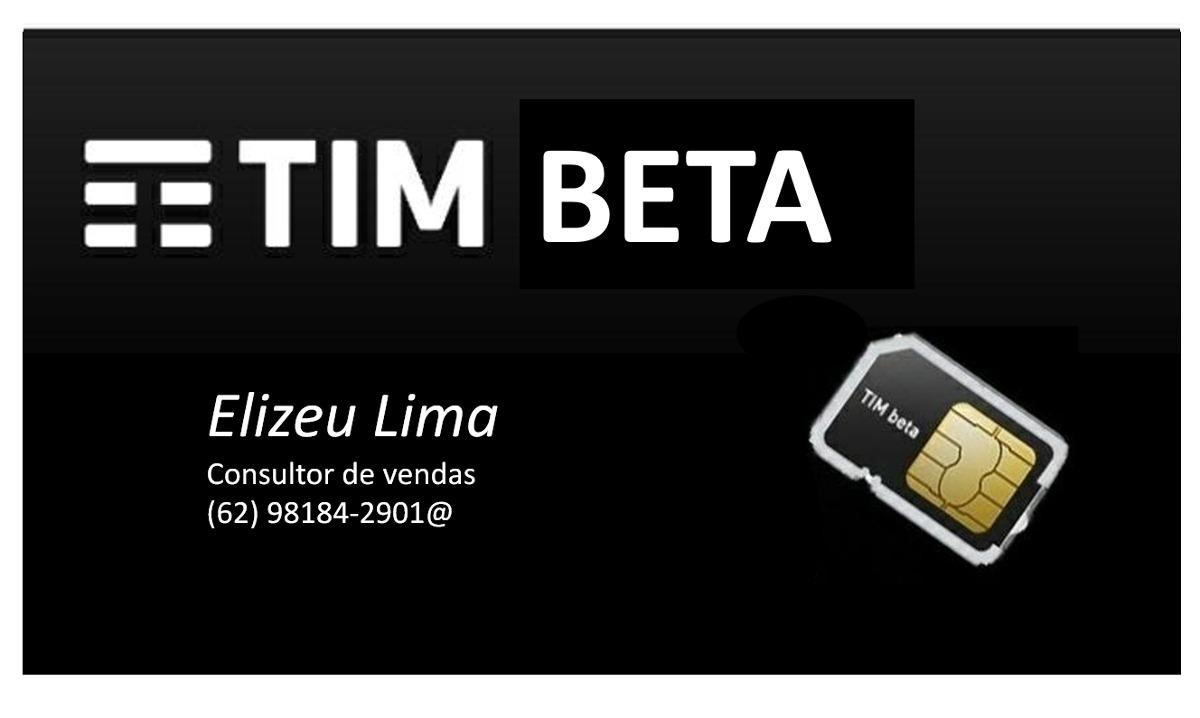 Convite Chip Tim R 9900 Em Mercado Livre