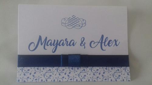 convite de casamento 1,25 cada bodas noivado 15 anos oferta