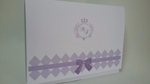 convite de casamento barato