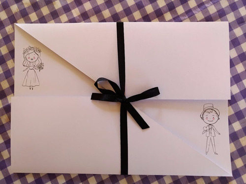 convite de casamento barato - modelo de convite 25 uni
