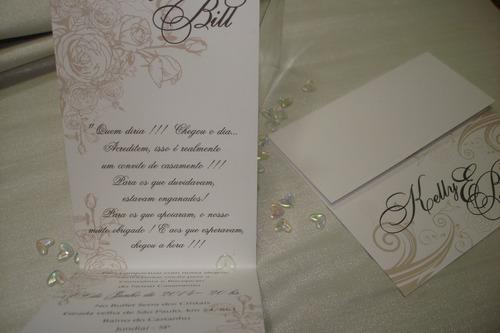 convite de casamento em promoção!