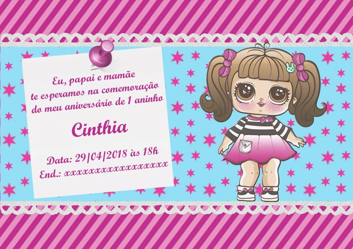 Convite Digital Lol 1 R 1000 Em Mercado Livre