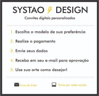 convite digital personalizado - frozen