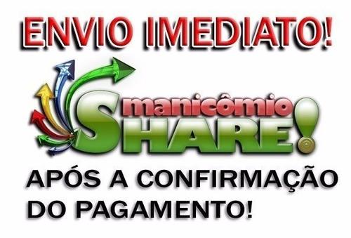 convite manicômio share! envio imediato.