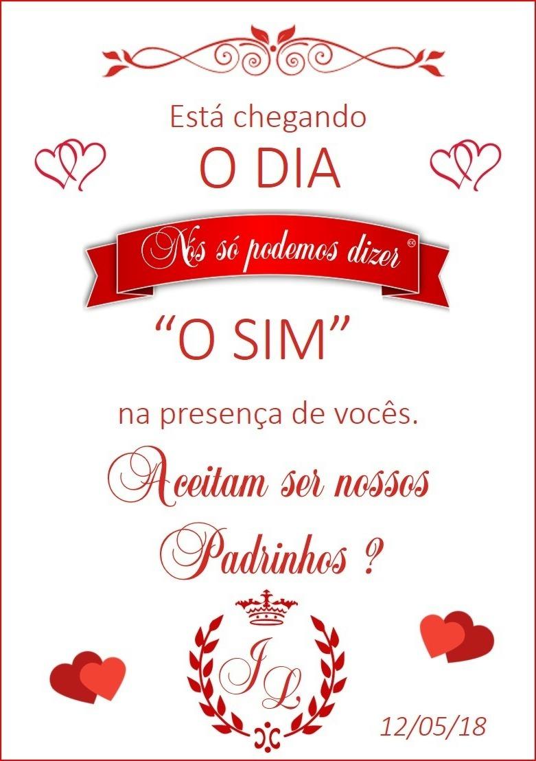 Convite Padrinhos Casamento Quebra Cabeça Personalizado R 1500