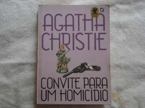 convite para um homicídio - agatha christie