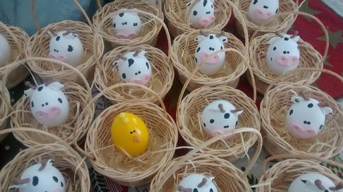convite quebra ovo fazendinha