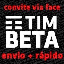 convite tim-beta 10 gb + 600 minutos (negócio)