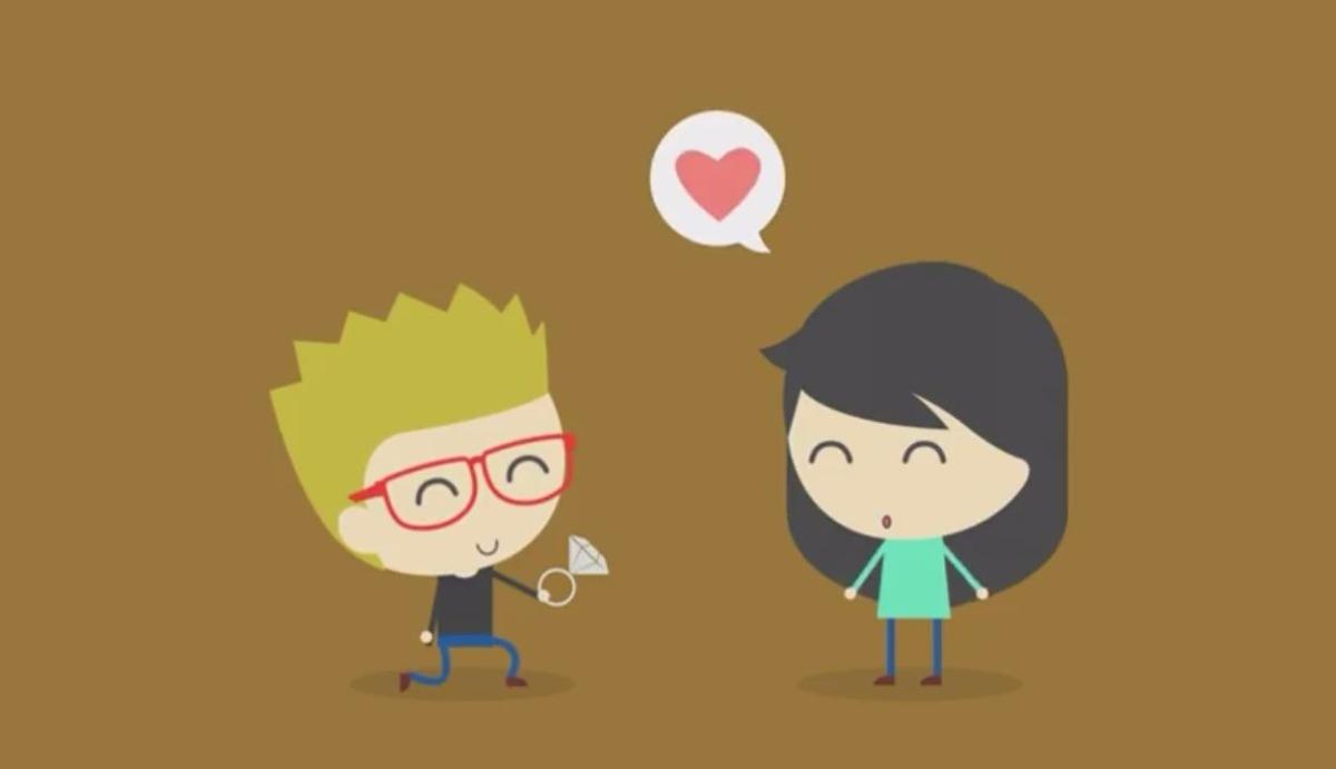 Convite Virtual Animado Casamento Ou Noivado Veja Vídeo R 49