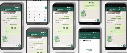 convite whatsapp pay envio imediato