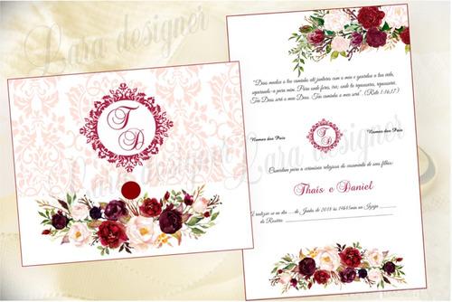 convites de casamento bodas aniversario 100 unidades brindes