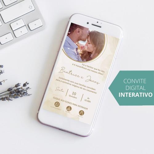 convites interativos digitais