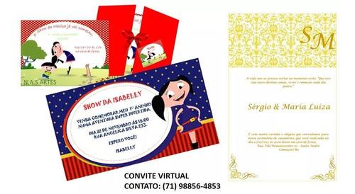 convites virtual