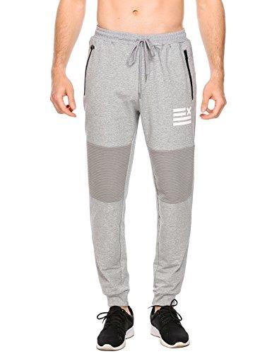 0fc42d555d Coofandy Pantalones Deportivos Para Correr Para Hombre Pa ...