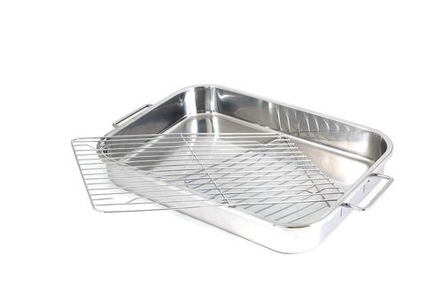 cook pro 561 4- pieza all- en -1 lasagna y asadera