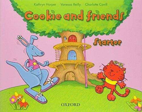 cookie and friends - starter - oxford