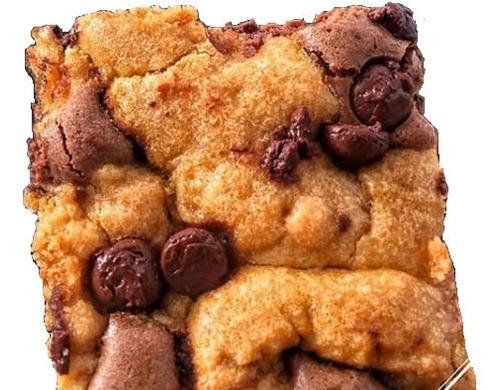 cookie brownie susy's cookies 4 unidad