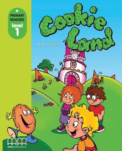 cookie land - level 1 - mm publications - rincon 9