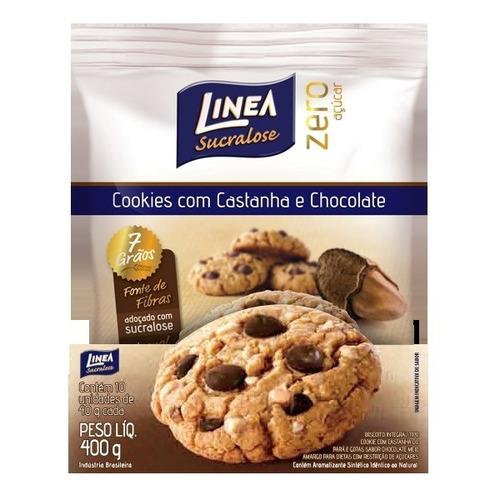 cookie linea castanha do pará 40g