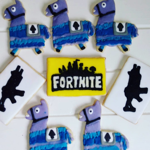 cookies decoradas fortnite