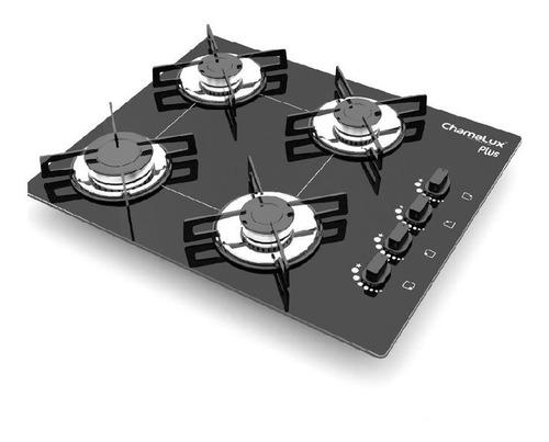 cooktop 4 bocas chamalux automático plus 599