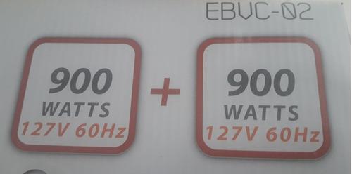 cooktop elétrico inox 2 bocas 110v fogao de mesa 1800w !
