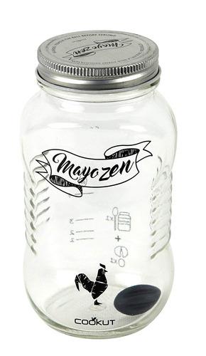 cookut mayozen vaso de 13 onzas de mayonesa y aioli...