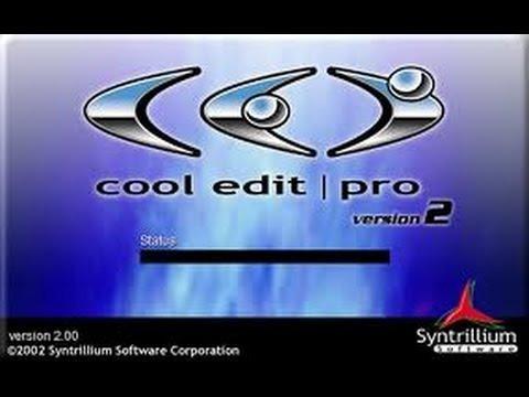 cool edit pro 2.1 plugins