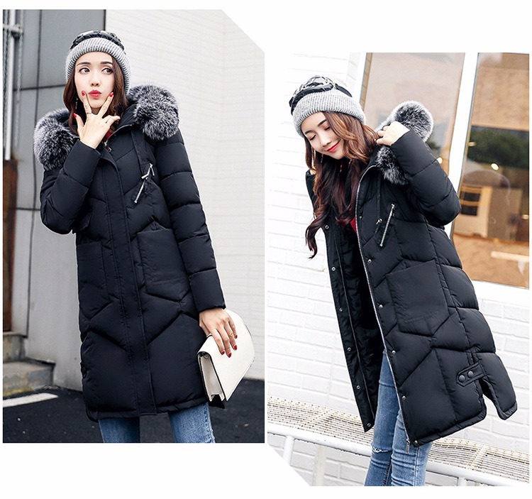 189 Para Mujer Largo De Abrigo S Invierno Fashion Cool Casaca IqOzwTt
