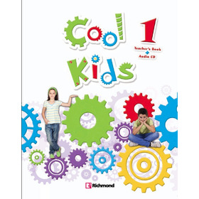 Cool Kids 1 Teacher's Book Richmond Edit. Santillana Sin Cd