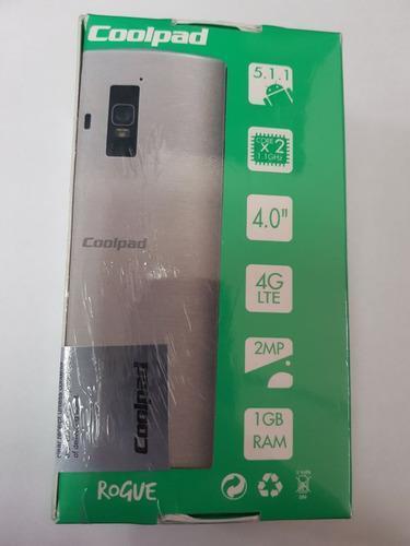 cool pad rogue 4g t mobile nuevo garantia 1 año