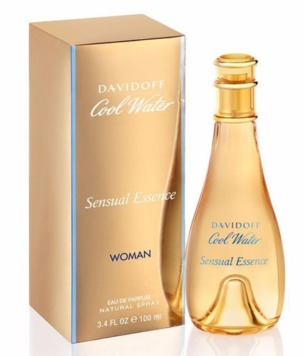 cool water david off 100ml dama perfume original oferta