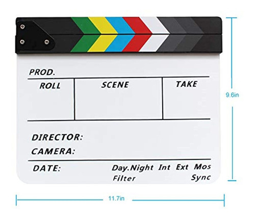 coolbuy112 movie directors clapboard, photography