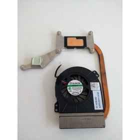 Cooler + Dissipador Dell Latitude E5410, Perf. Estado.