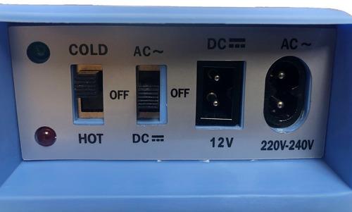 cooler 24 lt fridge refrigerador 220v 12v hi venture lince
