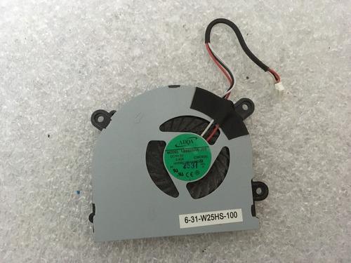 cooler ab6605hx j03 notebook itautec w7730