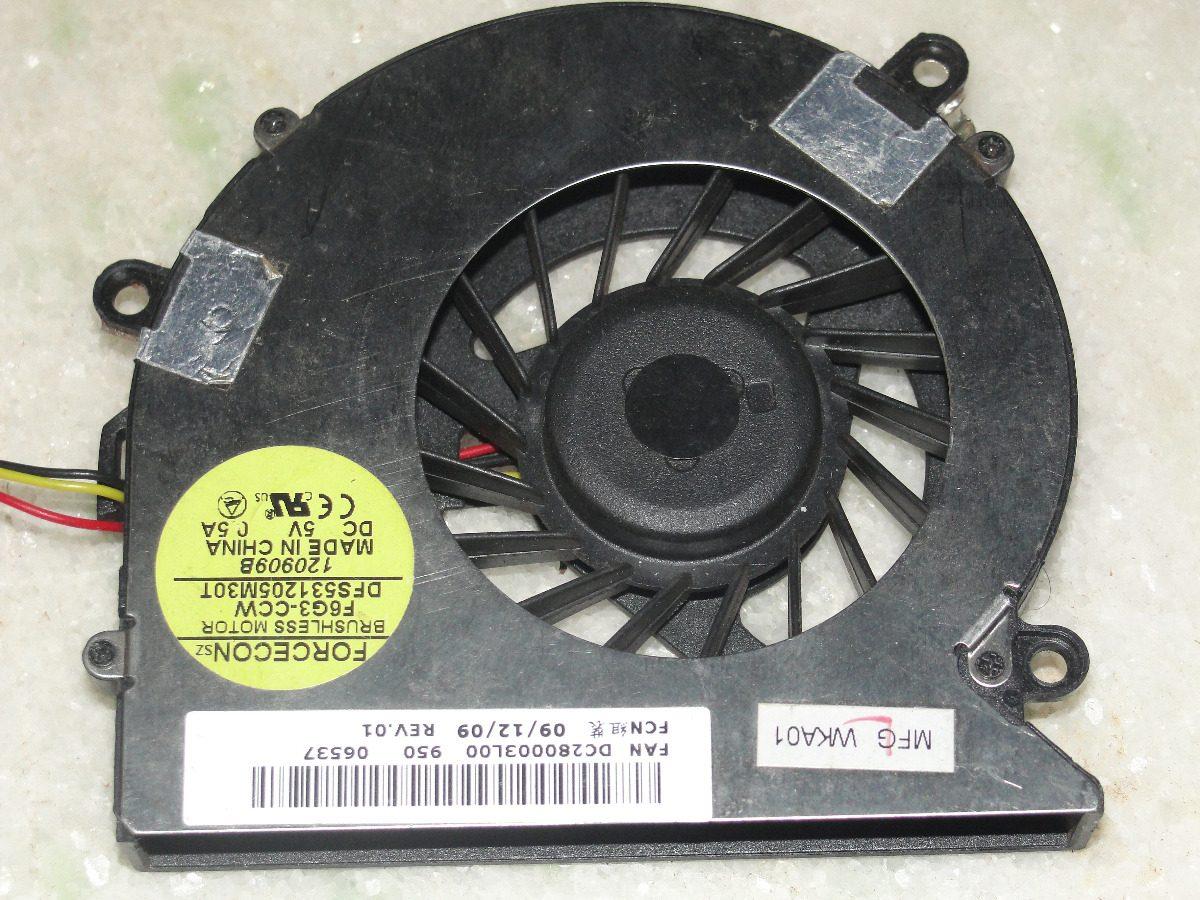 Cooler Acer Aspire 5220 5310 5315 5520 5720 7220_dc280003l00